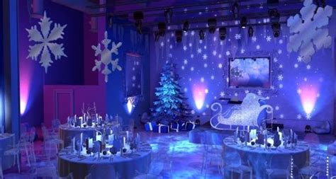 5 Unusual Work Christmas Party Theme Ideas  Saber Events