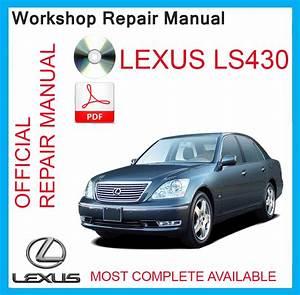 Lexus Ls430 V8 2000