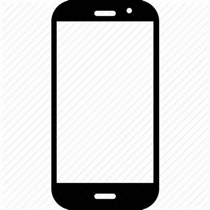 Transparent Phone Icon Mobile Cell Samsung Smartphone