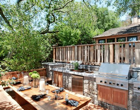 Country Home Interior Designs - 27 best outdoor kitchen ideas and designs for 2018