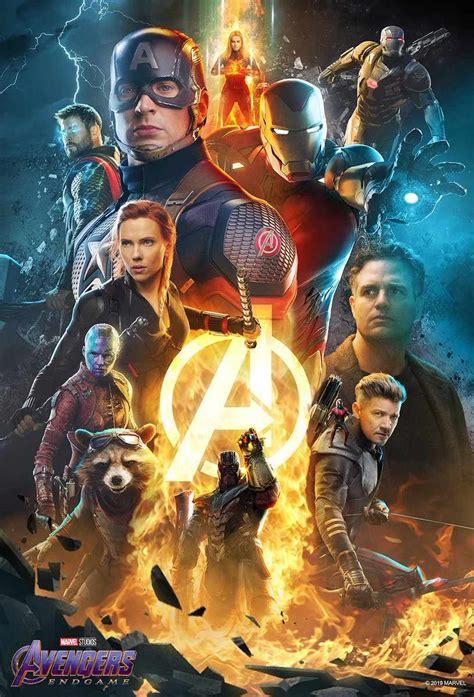 avengers endgame posters revealed