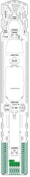 Millennium Deck Plan Aquaclass by Millennium Deck Plans Diagrams Pictures