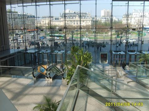 panoramio photo of place d italie du centre commercial