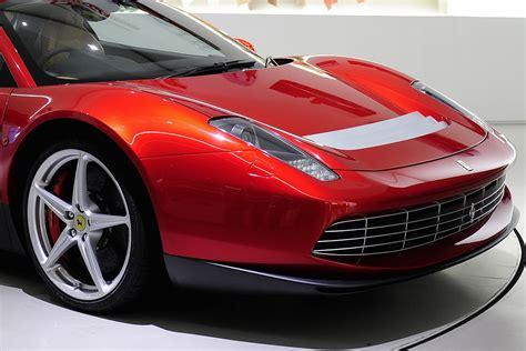 Ferrari Officially Reveals Eric Claptons One Off Sp12 Ec