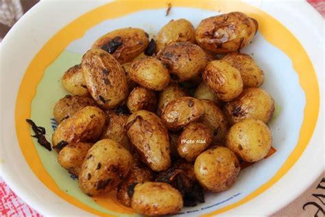 comment cuisiner les pommes de terre grenaille pommes de terre quot grenaille quot mamy nadine cuisine