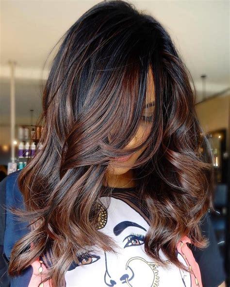 cold brew hair colour trend popsugar beauty uk