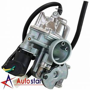 Carburetor For Yamaha Zuma 50 Yw50 Scooter Moped Carb 2002 2003 2004 2005