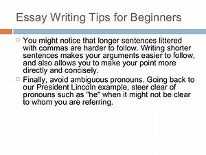 English Essay Short Story Essay Writing For Beginners High School Argumentative Essay Topics also What Is Thesis Statement In Essay Essay Writing For Beginners Cover Letter Help How To Teach Essay  C Programming Assignment Help