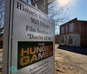 Let the tours begin; Hunger Games site tours begin next ...