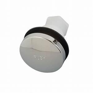 Bonde De Baignoire : moen bouchon de bonde de baignoire escamotable 6 mm ~ Melissatoandfro.com Idées de Décoration