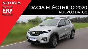 Dacia Electrico 2020   U00a1 U00a1nuevos Datos
