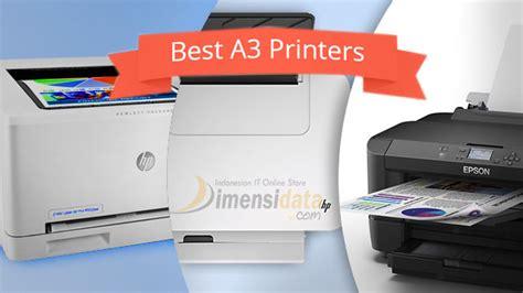 rekomendasi  printer  terbaik  usaha percetakan terbaru