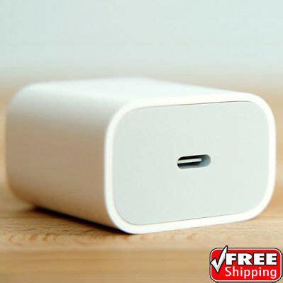 apple original usb fast charging adapter iphone