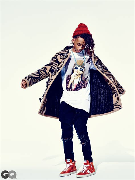 Jaden Smith Closet by Manstylecrush The Gender Bending Edgy Style King