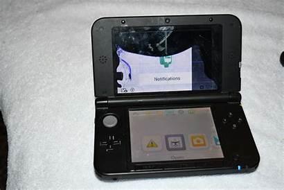 Handheld 3ds Broken Console Nintendo 1e Xl