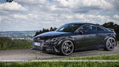 black audi audi tt black full hd wallpapers