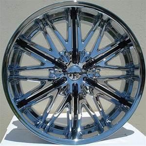 Jante Chrysler 300c : 1 set de 4 jantes 22 300c chrysler destockage grossiste ~ Melissatoandfro.com Idées de Décoration