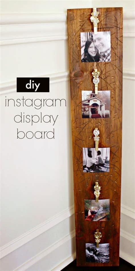 diy instagram display board infarrantly creative