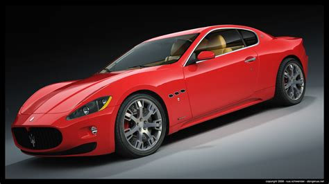 red maserati maserati gts red studio by dangeruss on deviantart