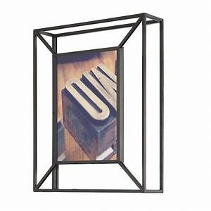 Cadre Photo A Poser : umbra matrix 311115 040 cadre photo design a poser ou a suspendre metal noir ~ Teatrodelosmanantiales.com Idées de Décoration