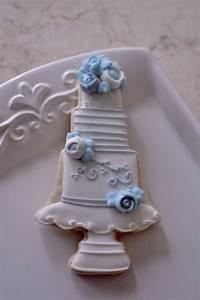 1 dozen wedding cake cookie favor style 3 wedding favors With wedding cake cookie favors
