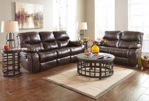 Signature Design 47900-87-86 Pranas Brindle 2 PCS Sofa and Loveseat