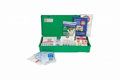 35pc Injury Aid Emergency Compact Treatment Medical