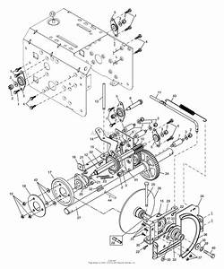 Craftsman Snowblower Engine Diagram