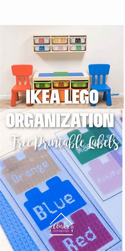 Lego Organization Labels Printable Clarkscondensed Ikea Printables