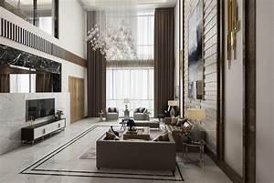 Modern, Asian, Luxury, Interior, Design
