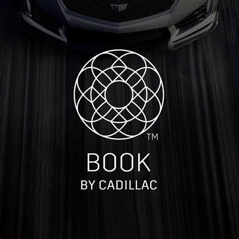 Cadillac Book by Book By Cadillac Futurebrand