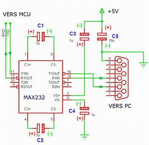 Rs 232 Connector Female Schematic  Rs  Free Engine Image For User Manual Download