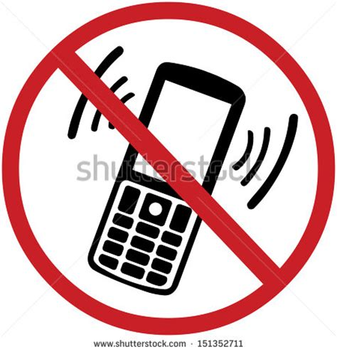 shut phone cell phone clipart