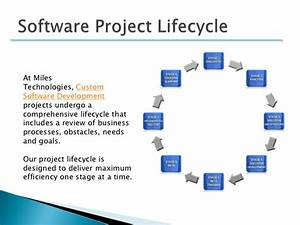 Custom Software Project Lifecycle
