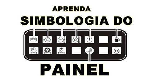 SIMBOLOGIA BÁSICA DO PAINEL DAS MÁQUINAS PESADAS - YouTube
