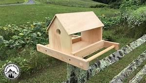 Plan Nichoir Oiseaux : 5 id es plan de nichoir et mangeoire pour oiseaux photos ~ Melissatoandfro.com Idées de Décoration