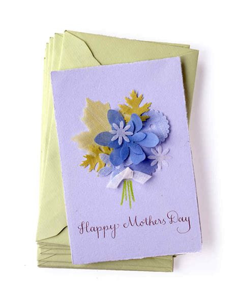unique mothers day card ideas martha stewart