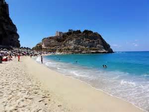 Tropea Calabria Italy Beach