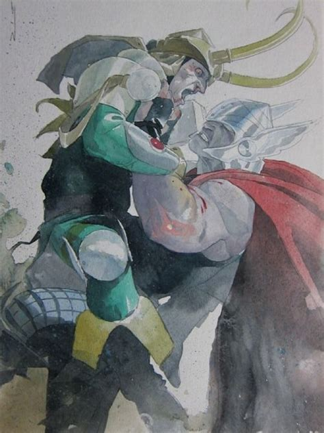 1000 Images About Esad Ribic Comic Art On Pinterest