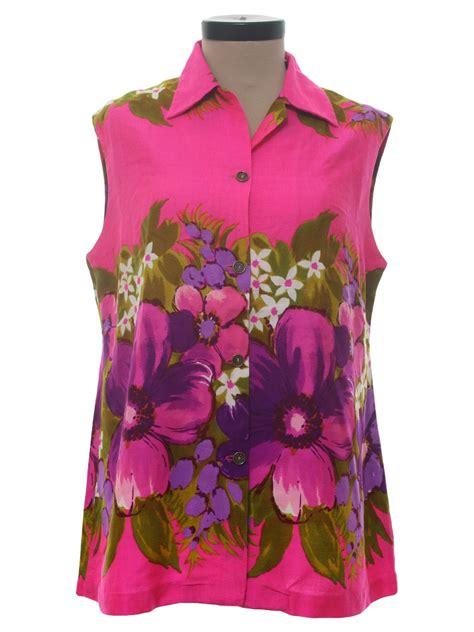 hawaiian print blouses 39 s hawaiian print blouses silk blouses