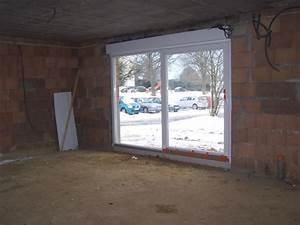 notre futur chez nous page 14 With baie vitrée volet roulant pour remplacer porte garage
