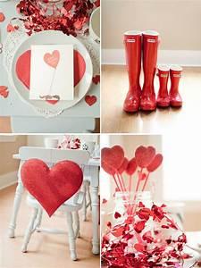 DIY Valentine's Day Decorations – Julie Ann Art