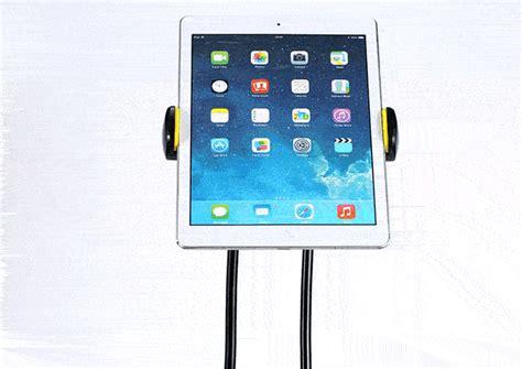 diy  rotating flexible hang neck universal mobile