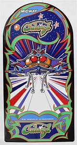 Galaga Side Art Set And Kickplate Decal Set Phoenix