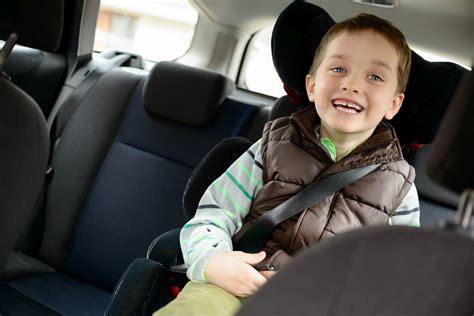 Law On Child Car Seats Is Changing