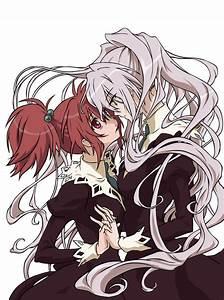 Nagisa and Shizuma by Nakamura02 on DeviantArt