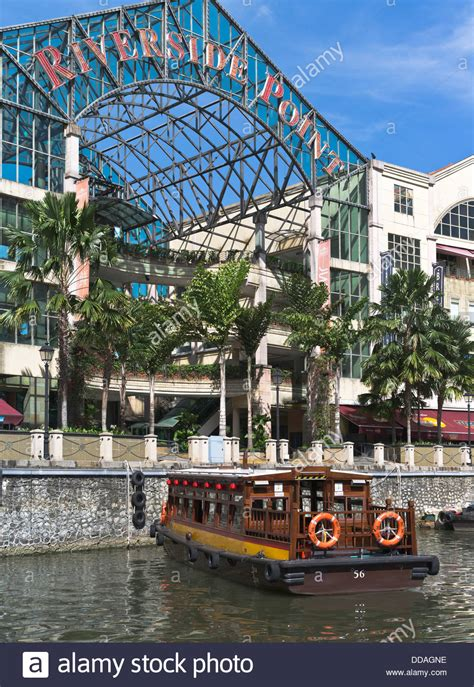 Boat Quay Ride Singapore by Riverside Point Clarke Quay Singapore Bumboat Cruise Tours