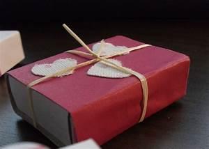 Valentinstag Geschenke Selber Machen : bild 11 valentinstag geschenke selber machen streichholzschachtel als verpackung ~ Eleganceandgraceweddings.com Haus und Dekorationen