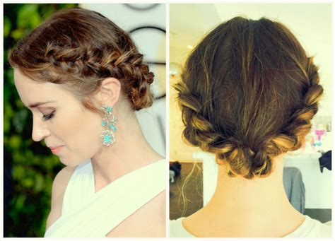 Formal Victorian Hairstyle For Women