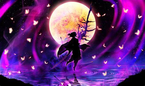 shinobu kochou kimetsu  yaiba wallpaper hd anime